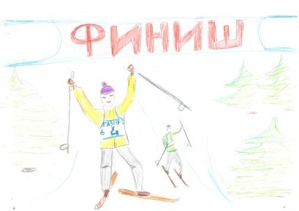 №59-Михайлов Дмитрий, 8 лет-филиал ООО Газпром газораспределение Ульяновск в г. Ульяновск