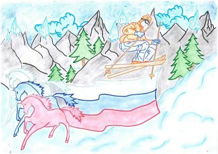 №55-Игонин Вадим, 12 лет, филиал ООО Газпром газораспределение Ульяновск в г. Ульяновск